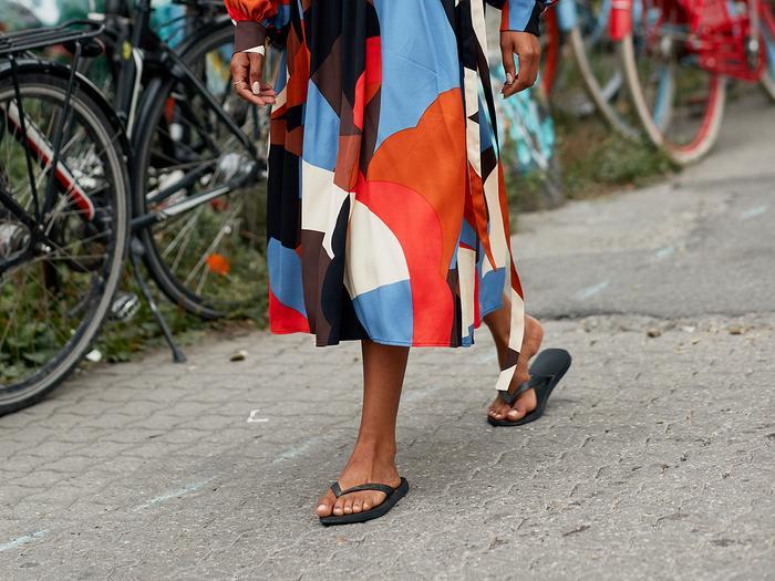 Fashion flip-flops