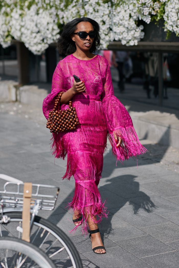 Stockholm Fashion Week Street Style Spring 2019 Style