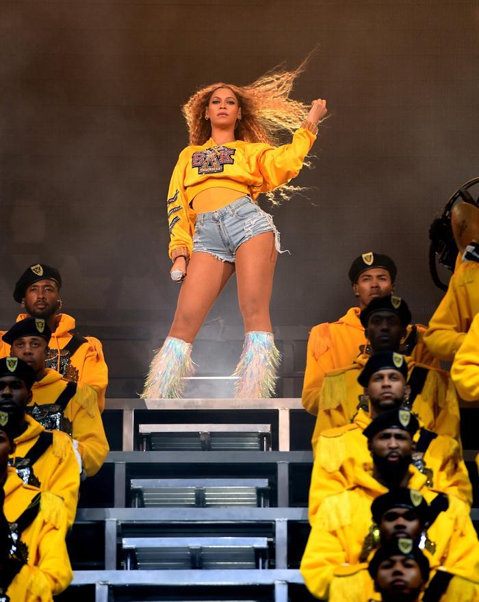 Beyonce: feminist Halloween costumes
