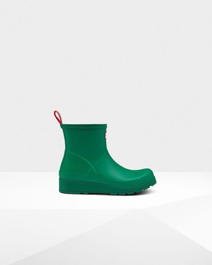 best short green rain boots brands