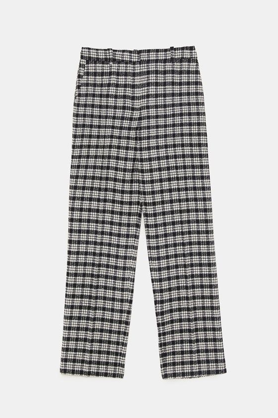 best fall plaid pant styles