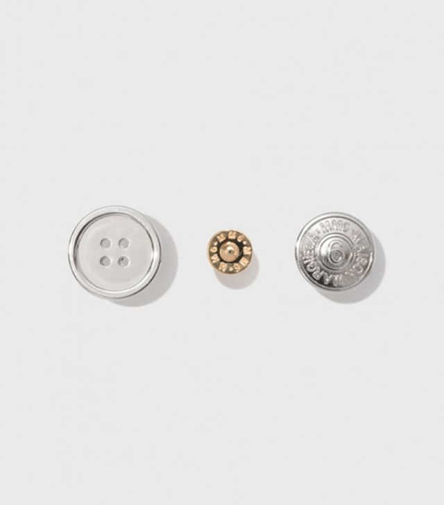 Button Earring Set/3