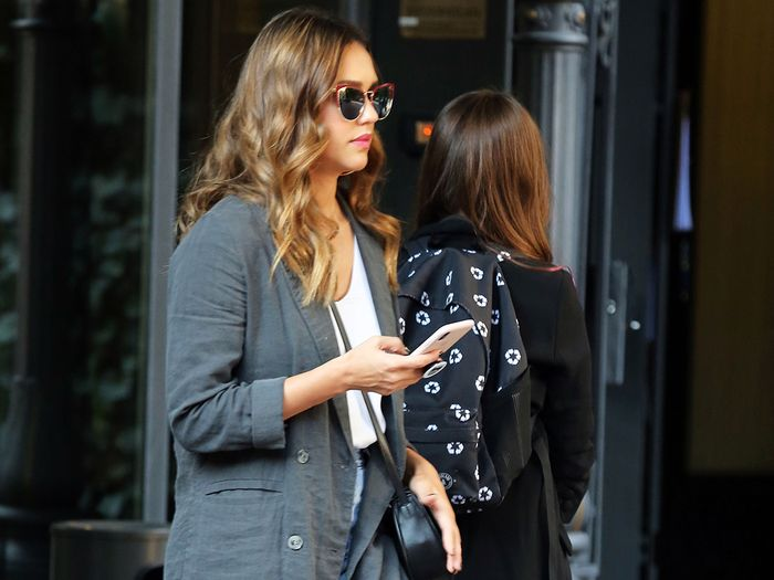 Jessica Alba's Daughter Is All Grown-Up and Looks Exactly Like Her Mom