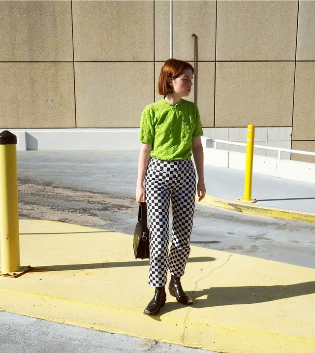Eclectic fall outfits