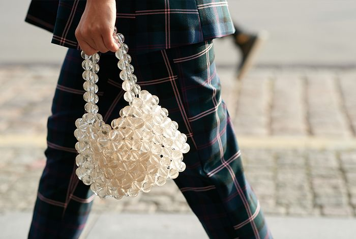 Cheap fashion trends: beaded bags