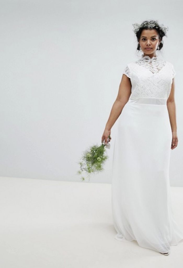 17 Wedding Dresses For Brides Over 40 Who What Wear,Wedding Dress Light Blue