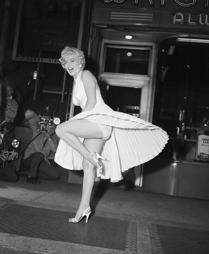 Marilyn Monroe Old Hollywood