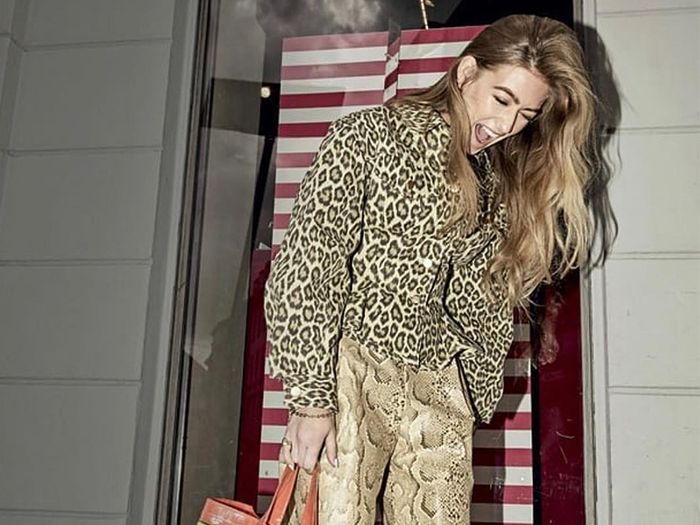 The best snakeskin clothes for fall