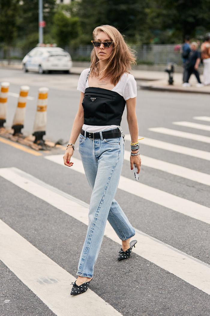 New York Fashion Week street style September 2018