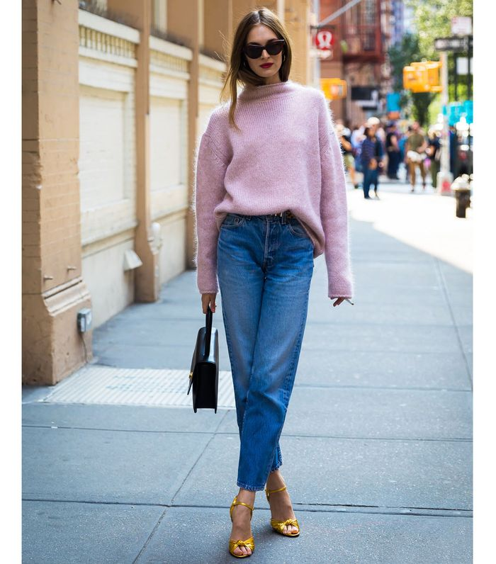 Jeans-and-Heels Outfit Ideas: Laura Love by Style du Monde