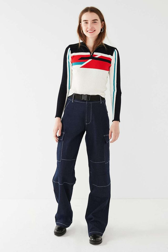 I.AM. GIA Ace Relaxed-Fit Cargo Pant