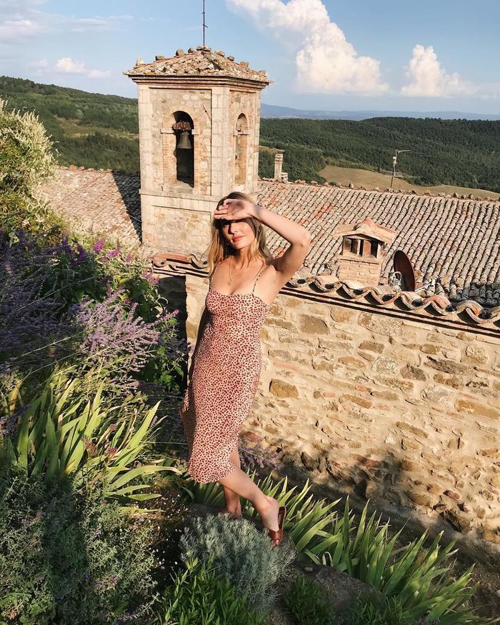 How Kristen Nichols is wearing Réalisation's latest It piece
