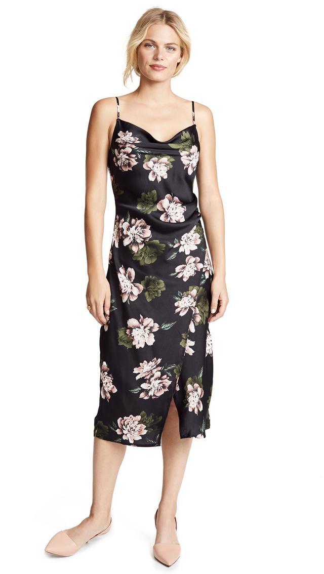 re: named Floral Slip Dress