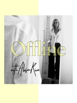Alison Rice Launches Offline, The Podcast—A Series of Honest Conversations