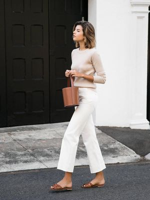 15 Wide-Leg-Jean Outfits We're Copying This Spring