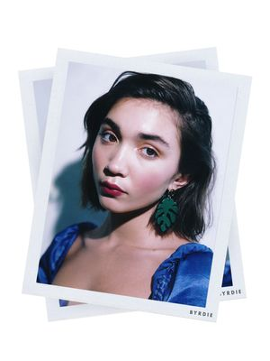 Rowan Blanchard on Skincare and Being OK With Not Knowing All the Answers
