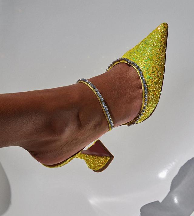 Best new shoe brands: Amina Muaddi