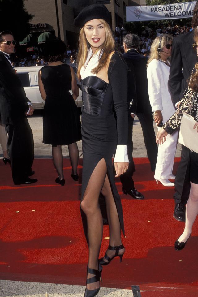 Cindy Crawford, 1992