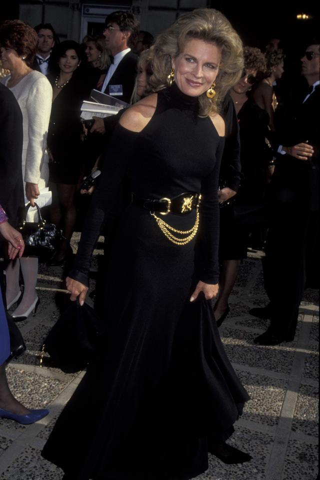 Candice Bergen, 1992