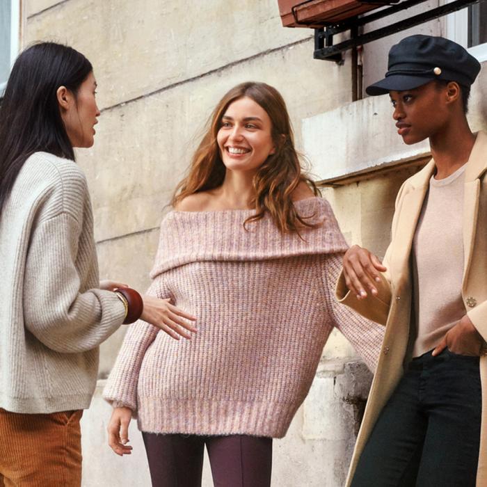 H&M fall fashion 2018