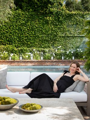 Our CEO Katherine Power's Serene L.A. Backyard Feels Like You've Landed in Italy