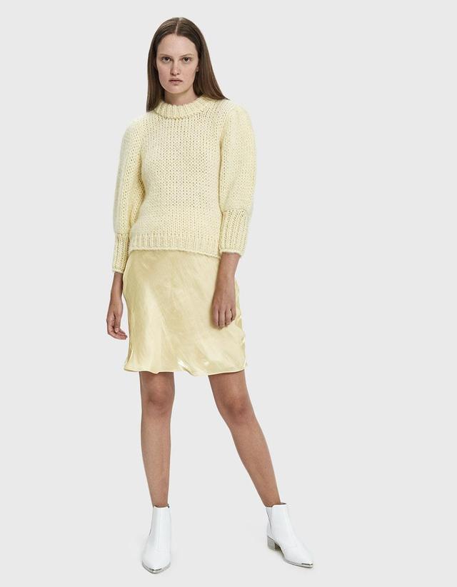 Shakur Satin Skirt