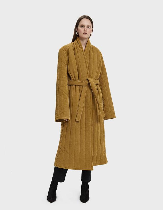 Hefner Corduroy Coat