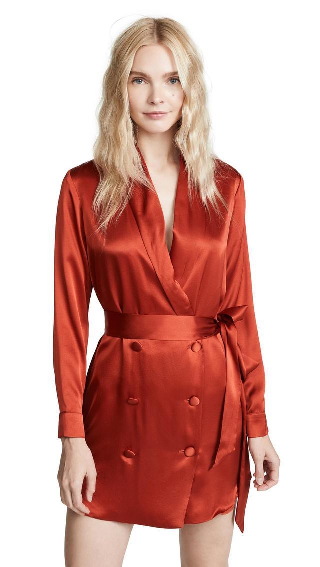 Belted Dress Jacket