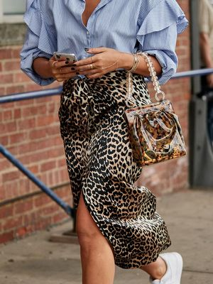 10 Shirt-and-Skirt Pairings for a Quick, Stylish Outfit