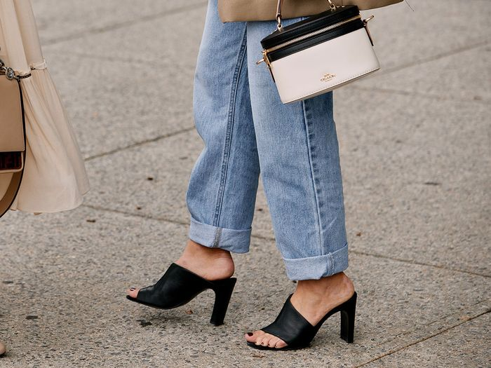 Cool Cuffed Jeans