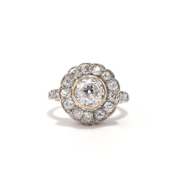 Ashley Zhang Mirabeau Engagement Ring