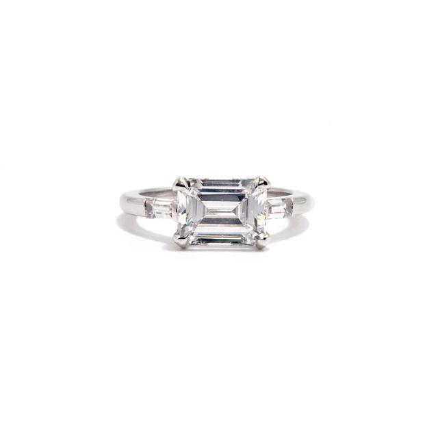 Ashley Zhang Adela Engagement Ring