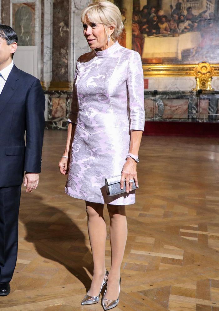 Brigitte Macron Following Meghan Markle's Royal Rules