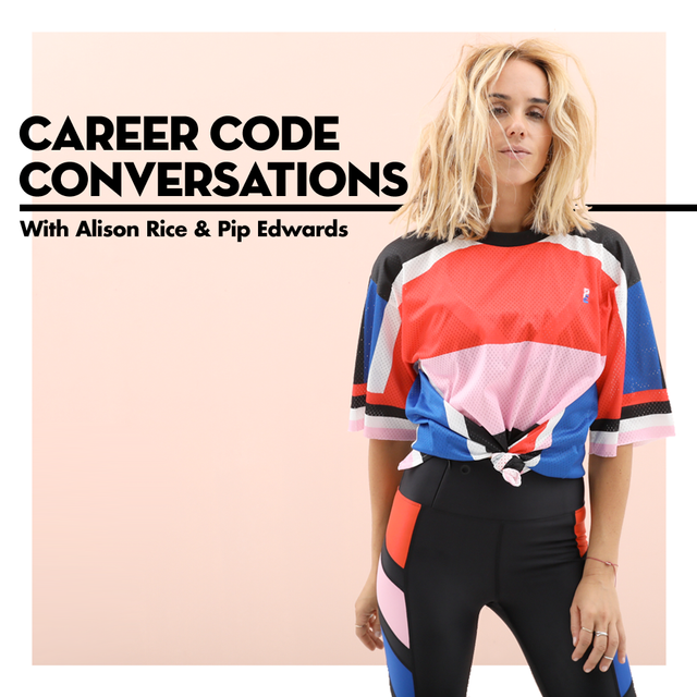 Career Code Conversations With Alison Rice and Lee Oliveira