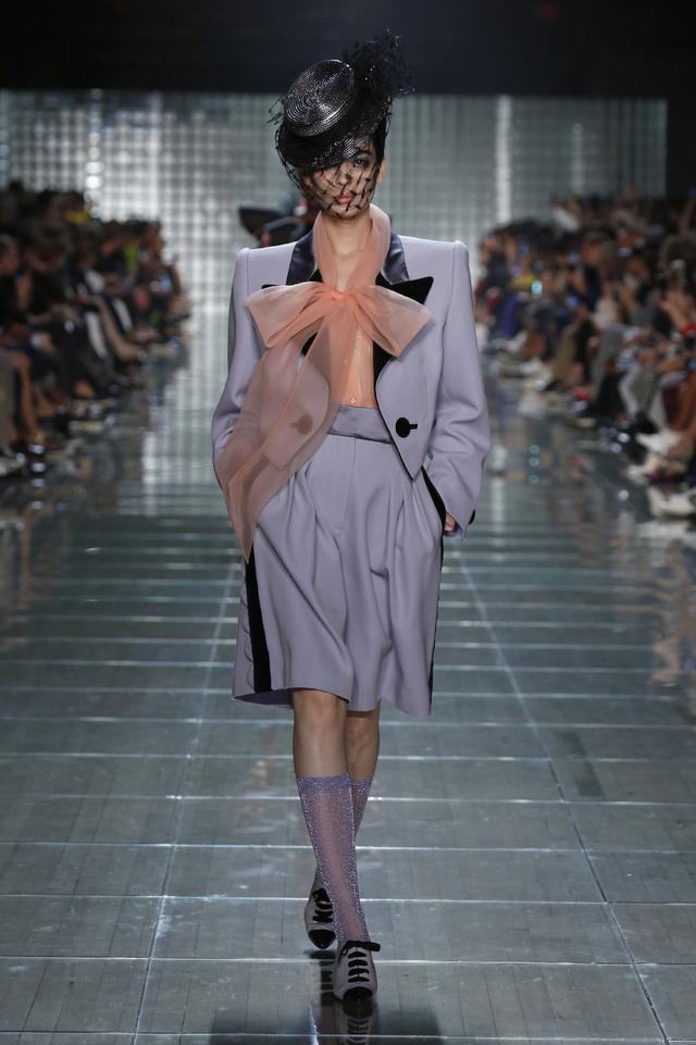 Marc Jacobs glitter tights