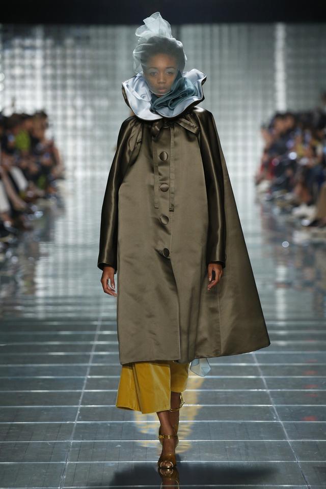 Marc Jacobs runway coat