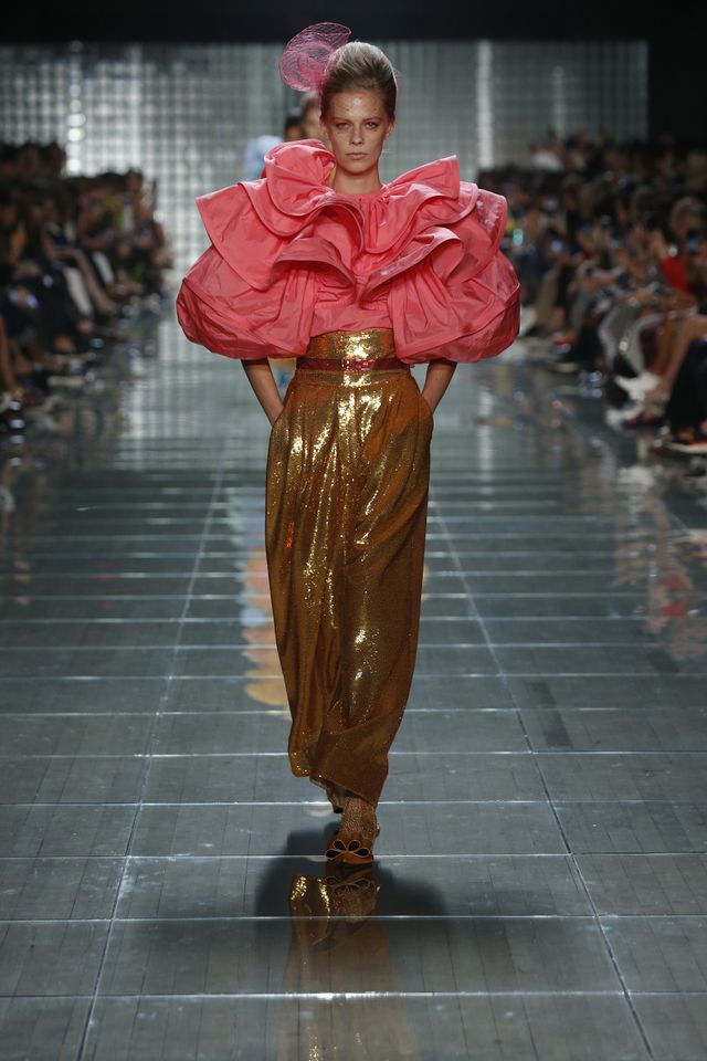 Marc Jacobs New York Fashion Week show