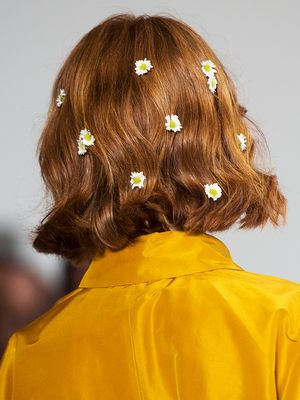 This Was by Far the #1 Hair Trend From NYFW