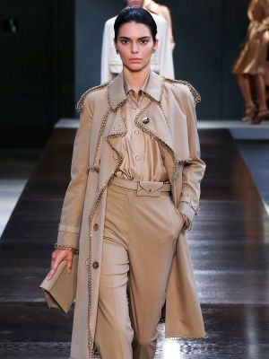 Riccardo Tisci's Burberry Debut Was Possibly Even More Epic Than Expected