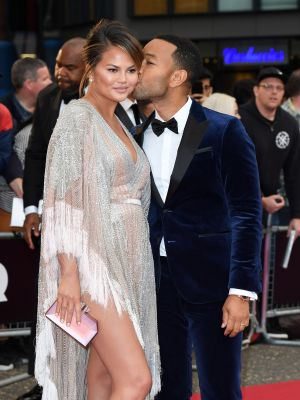 Chrissy Teigen Shared the Sweetest Tribute for Her 5th Wedding Anniversary