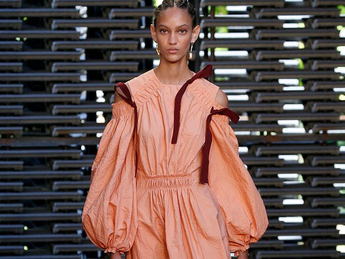 Trust Me: This Dress Trend Is Going to Be Everywhere in 6 Months' Time