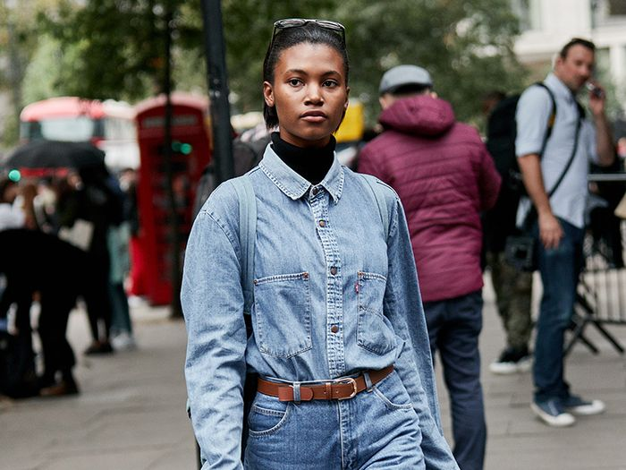 The '70s Called—They Want You to Wear This Denim Trend