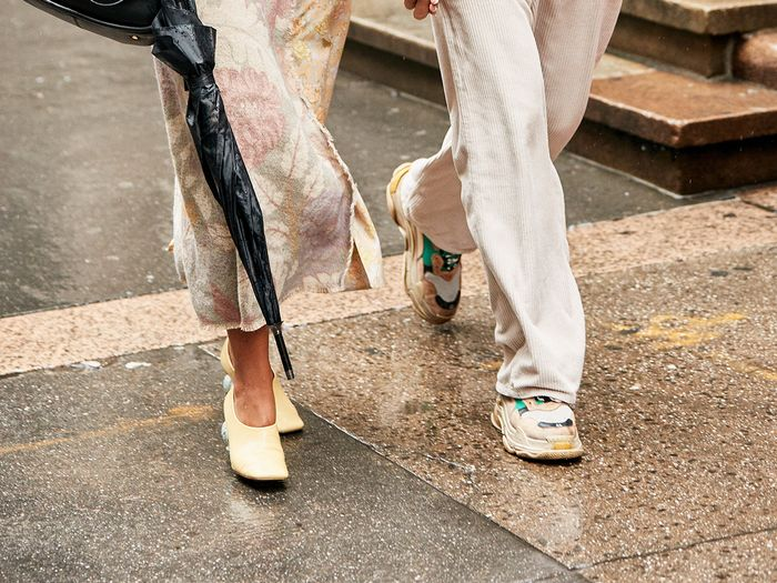 The most comfortable fall shoe trends, according to a podiatrist