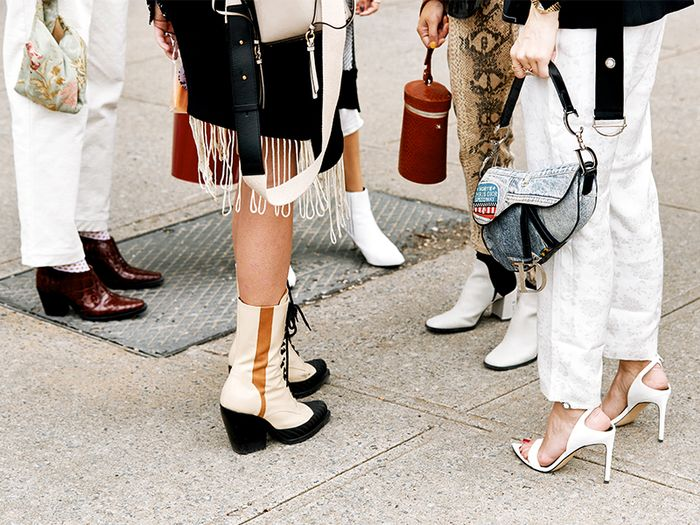 NYC Fall shoe Trends