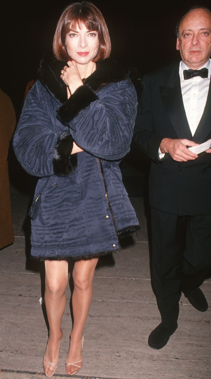 Anna Wintour in the '90s