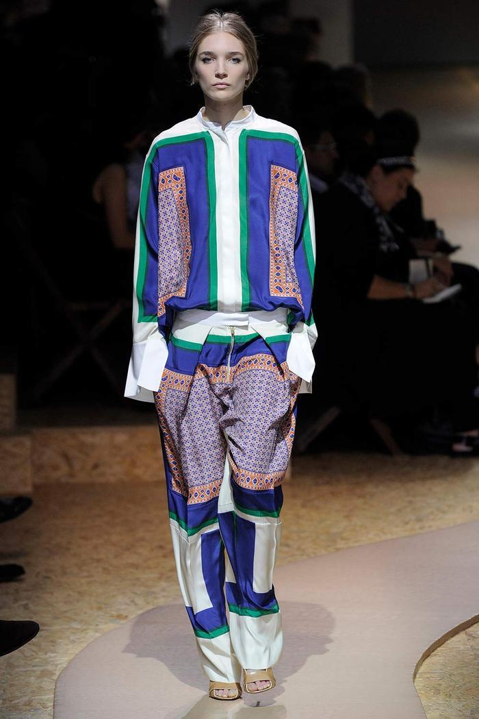 Celine Runway Pajama