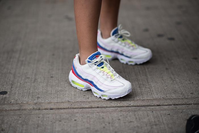 The Neon Sneaker Trend Is Happening