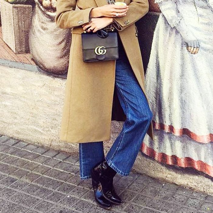 Alexa Chung Just Wore the Perfect Fall Outfit on Instagram