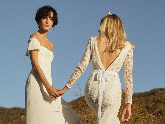 The Least and Most Popular Wedding Dress Styles, According to Bridal Buyers