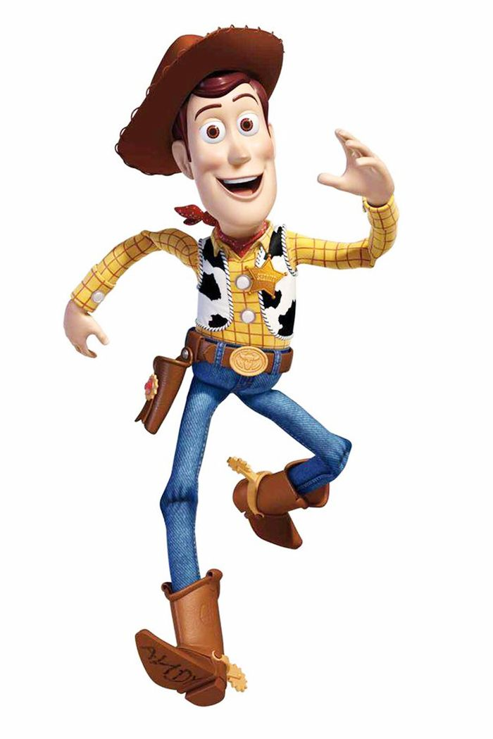 Wild West Fashion Trend: Woody from Toy Story